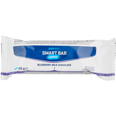 Body&Fit Smart bar crunchy blueberry chocolate
