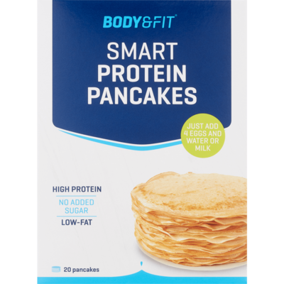 Body&Fit Smart protein pancakemix original