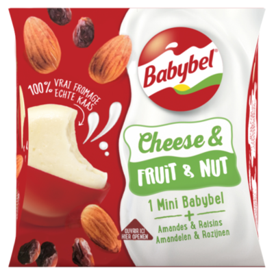 Mini Babybel Snackpack Kaas & Noten