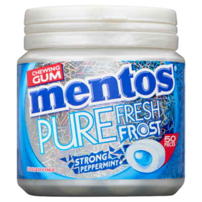 Mentos Gum pure frost euca menthol