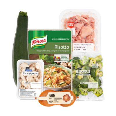 Knorr Wereldgerecht Risotto Pakket - Extra Groenten
