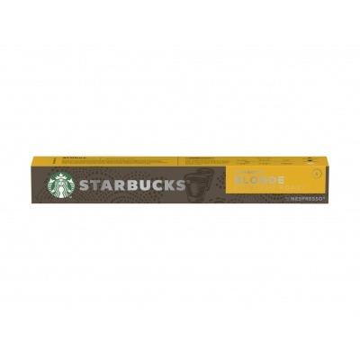 Starbucks Blonde espresso caspules
