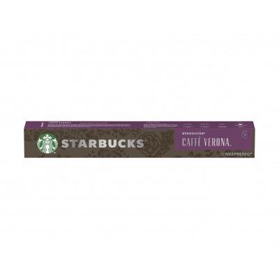 Starbucks Caffe verona caspules