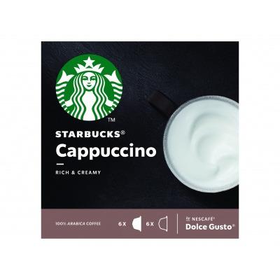 Starbucks Cappuccino dg capsules