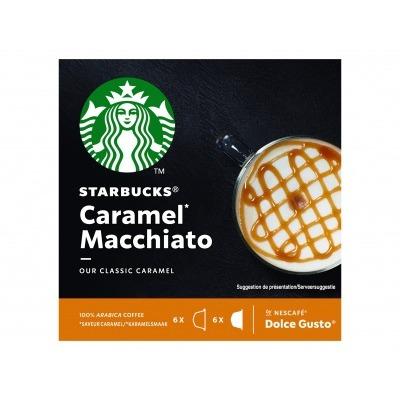 Starbucks Caramel macchiato capsules