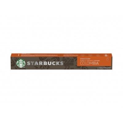 Starbucks Colombia capsules