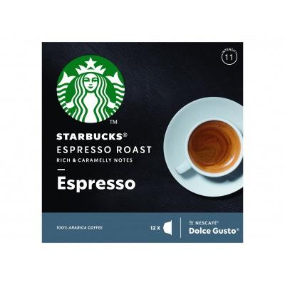 Starbucks Espresso roast dg capsules