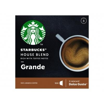 Starbucks House blend dg capsules