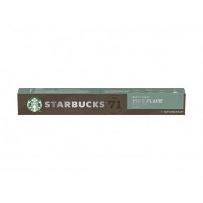 Starbucks Pike place roast capsules