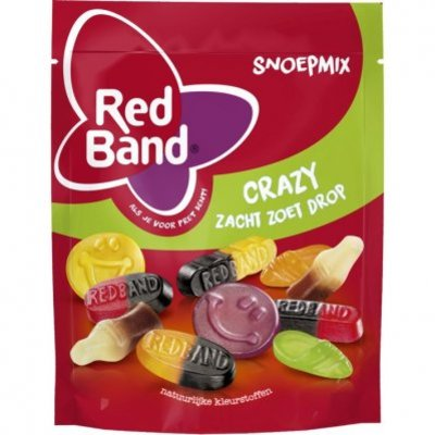 Red Band Snoepmix crazy