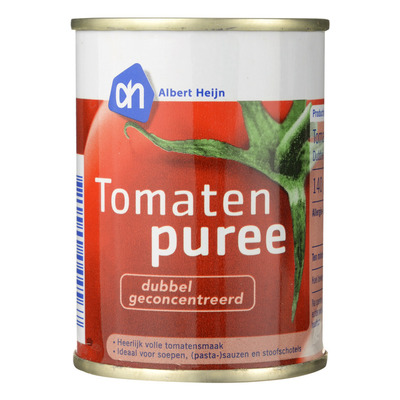 Huismerk Tomatenpuree