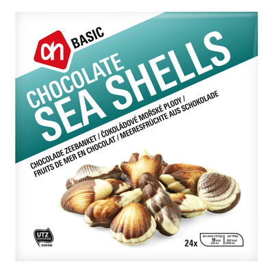 Budget Huismerk Chocolade zeevruchten