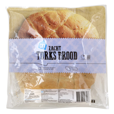 Huismerk Turks brood