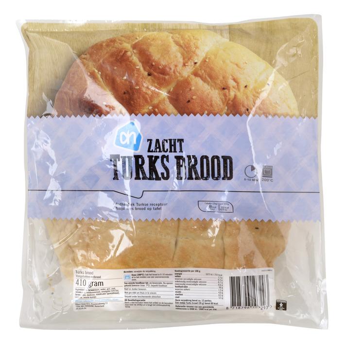 Huismerk Turks brood