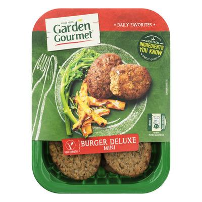 Garden Gourmet Vegetarische burger deluxe