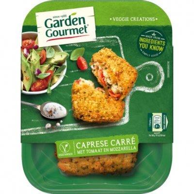 Garden Gourmet Vegetarische caprese carré