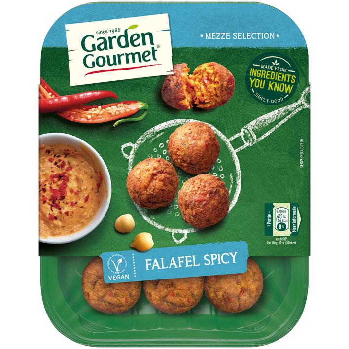 Garden Gourmet Falafel spicy