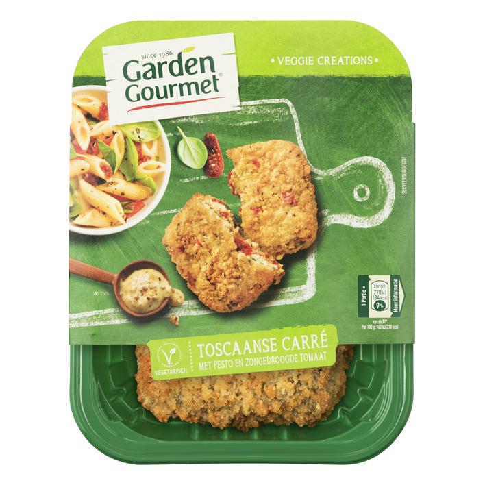 Garden Gourmet Vegetarische Toscaanse carré