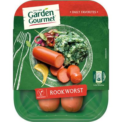 Garden Gourmet Vegetarische rookworst