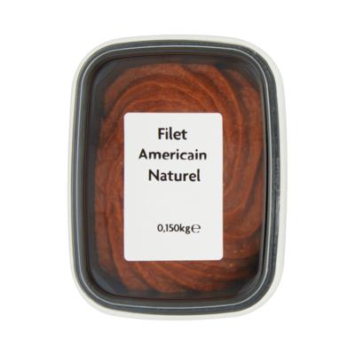 Filet Americain Naturel