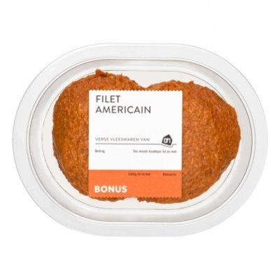 Huismerk Filet americain