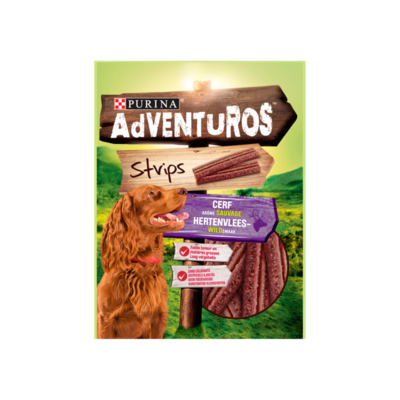 Adventuros Strips Hertenvleeswildsmaak