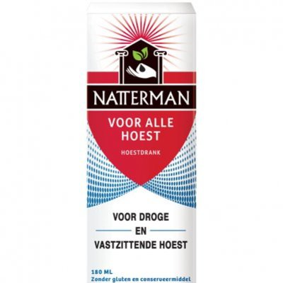 Natterman Hoestdrank