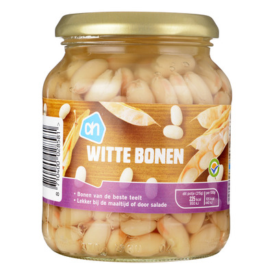 Huismerk Witte bonen