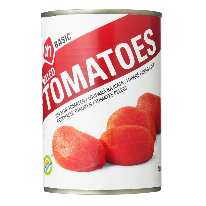Budget Huismerk Gepelde tomaten
