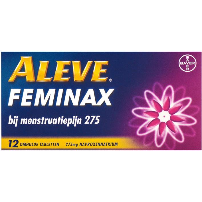 Aleve Feminax 275 mg