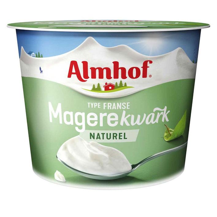 Almhof Magere Franse kwark naturel