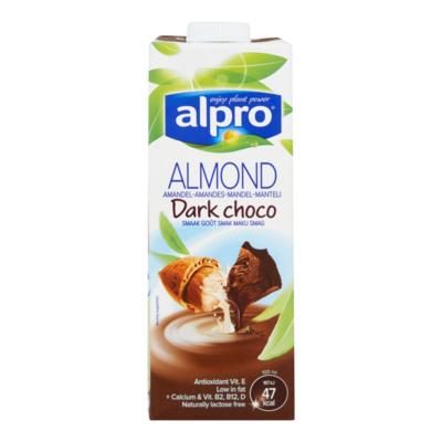 Alpro Amandeldrink Dark Choco Houdbaar