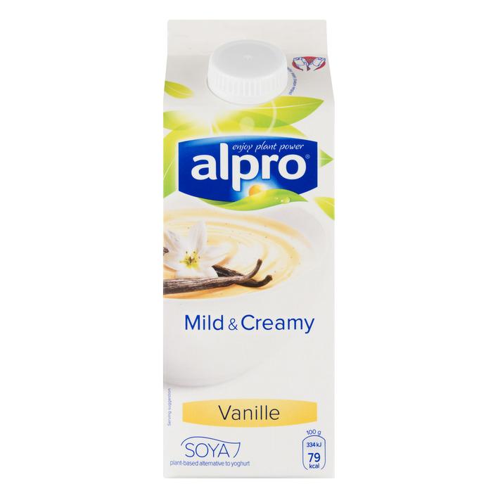 Alpro Mild & creamy vanille