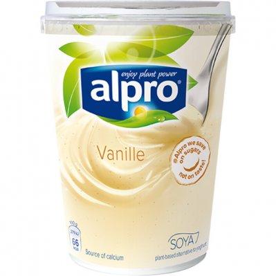 Alpro Plantaardige variatie op yoghurt vanille
