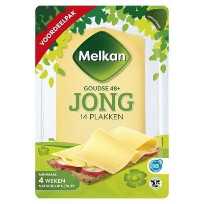 Melkan Plak Jong 48+
