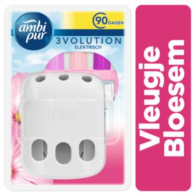 Ambipur 3Volution starterkit bloesem