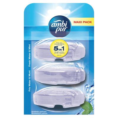 Ambi Pur Toiletblok water-mint navulling