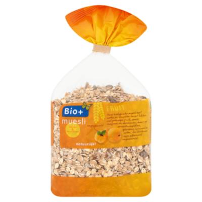 Bio+ Muesli noten en vruchten biologisch