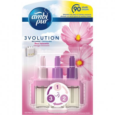 Ambi Pur 3Volution blossom & breeze navulling