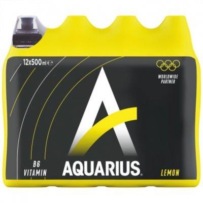 Aquarius Lemon met sportdop