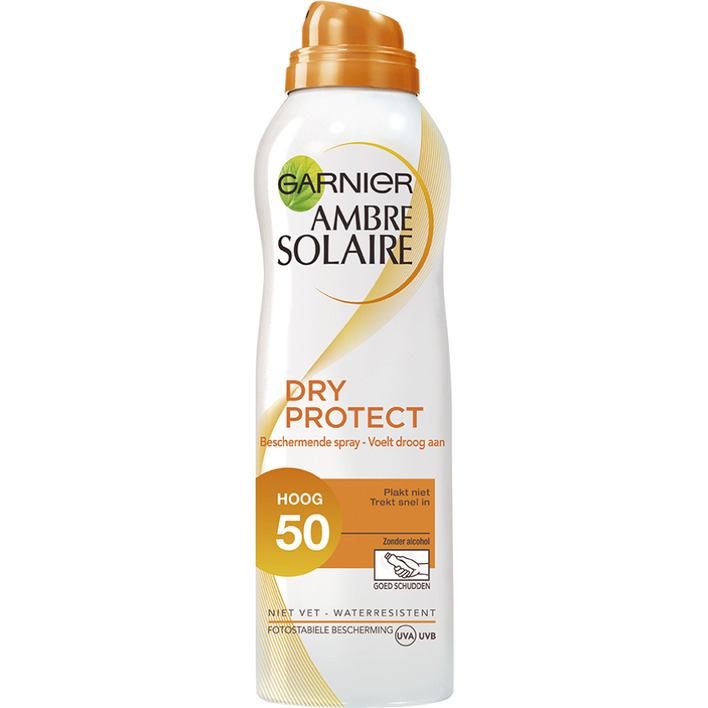 Ambre Solaire Dry protect spf 50