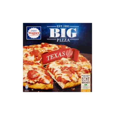 Original Wagner Big Pizza Texas