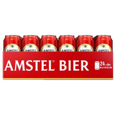 Amstel Pilsener tray