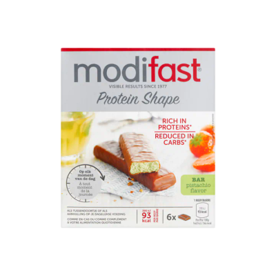 Modifast Protein Shape Bar Pistachio Flavor