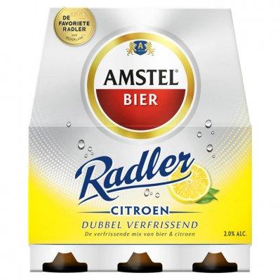 Amstel Radler citroen