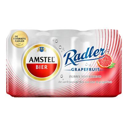 Amstel pils  alcoholvrij grapefruit