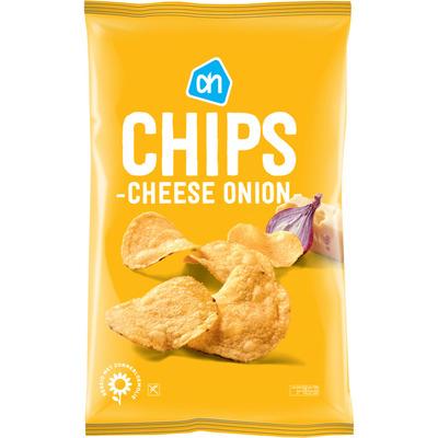 Huismerk Chips cheese onion