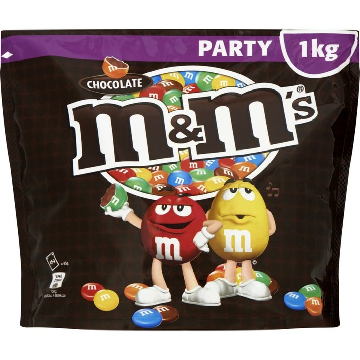 M&M's Choco party