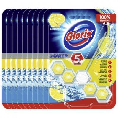 Glorix Citroen wc blok 9 stuks