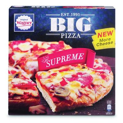 Wagner  Pizza Supreme